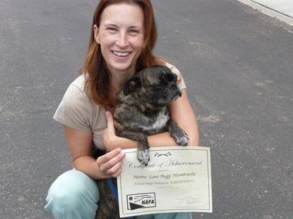 Herbie Certificate 2011